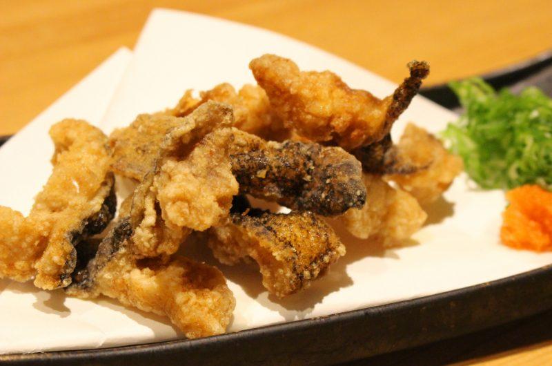 タケノコの土佐揚げのレシピ【ノンストップ】