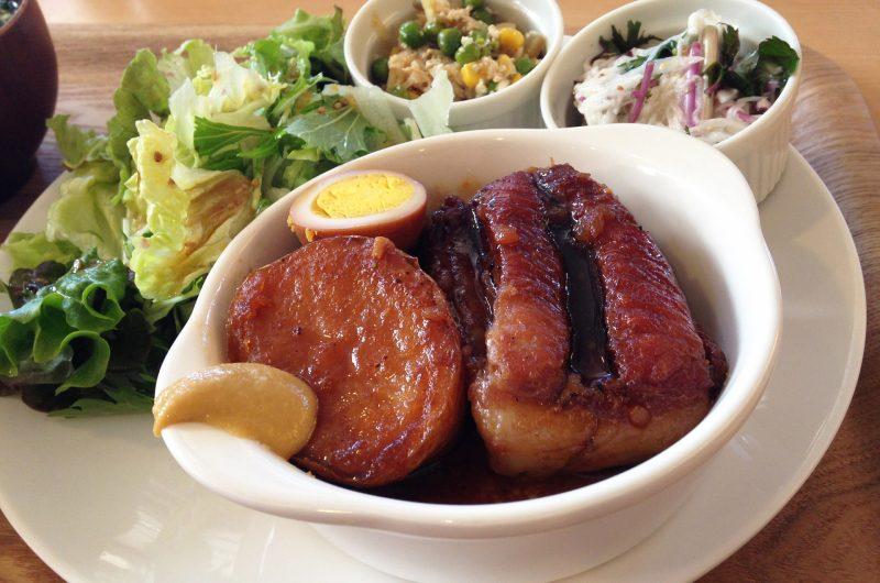 コーラで角煮のレシピ【シューイチ】