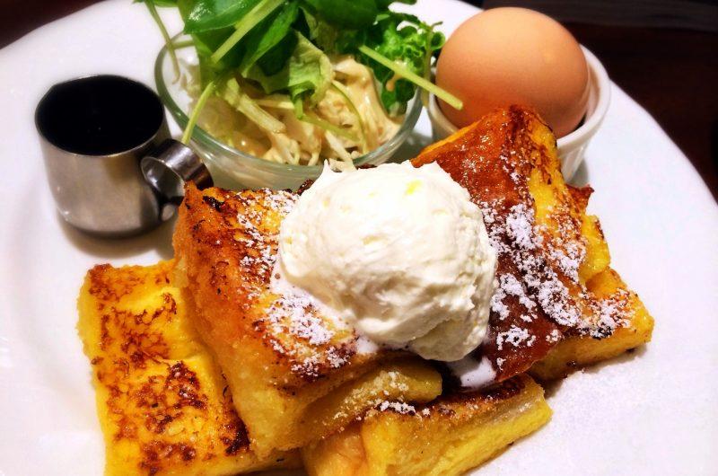 プッチンプリンでフレンチトーストのレシピ【ヒルナンデス】