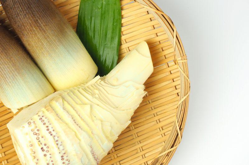 タケノコのあんかけはさみ焼きのレシピ【ノンストップ】