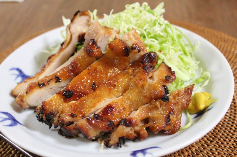鶏モモの香味焼きのレシピ【ノンストップ】