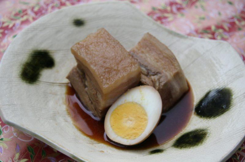 くるくる角煮のレシピ【モニタリング】