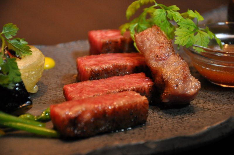 ガチステーキのレシピ【スッキリ】