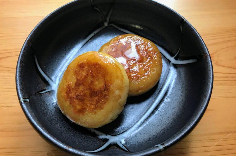 サッポロポテトいももちのレシピ【スッキリ】