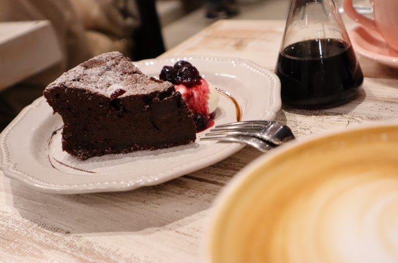ザクザク濃厚ショコラケーキのレシピ【土曜はナニする】