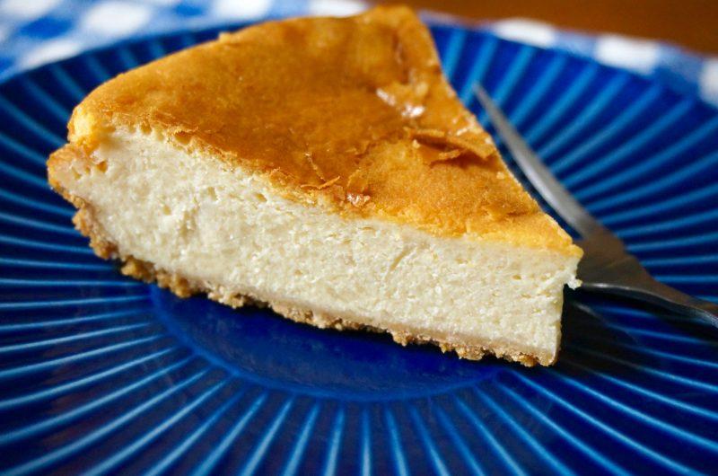 【めざましテレビ】ミスターチーズケーキの人生最高のチーズケーキのレシピ【5月7日】