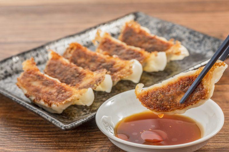なすみそ餃子のレシピ【ノンストップ】