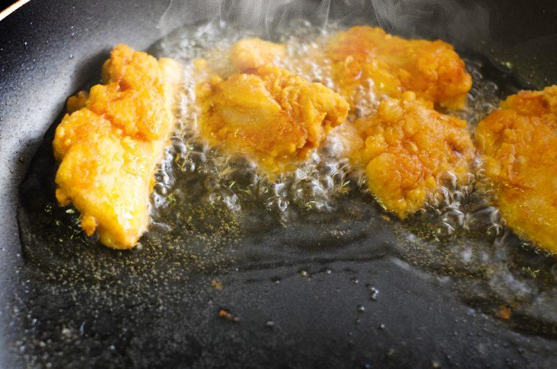 ささみのカリカリチーズ焼きのレシピ【ノンストップ】