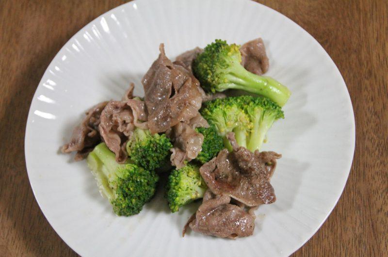 ブロッコリー回鍋肉のレシピ【ノンストップ】